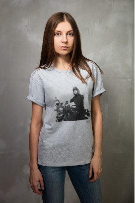 Женская футболка F&F'City / 6th Avenue
