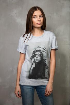Женская футболка F&F'City / Union Square