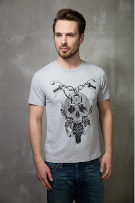Мужская футболка Scull Ilusion