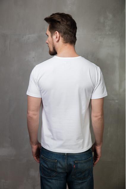 Мужская футболка  Sugar Scull Blue