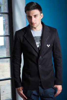 Текстильный пиджак Scapolo
