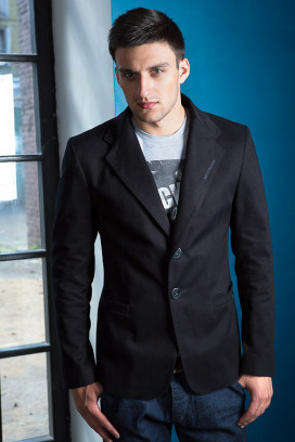 Текстильный пиджак Fichetto
