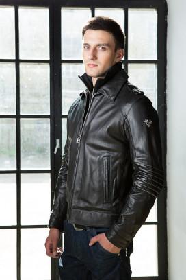 Кожаная куртка Piagnone