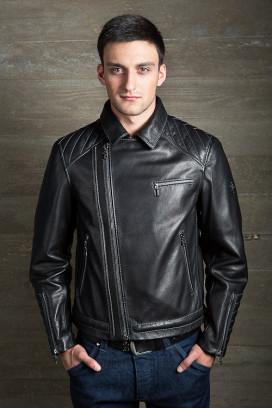 Кожаная куртка Selvaggio